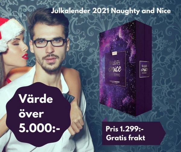 Erotisk julkalender 2021.