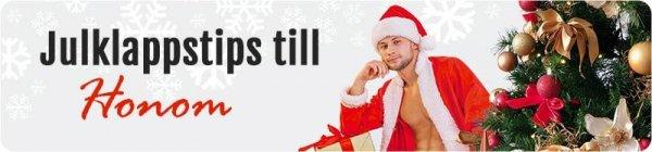 Julklappstips till honom hos Joyland.