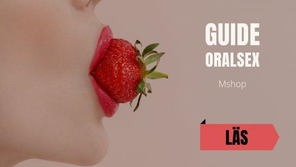Guide oralsex