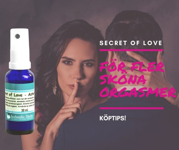 Köptips Secret of Love.