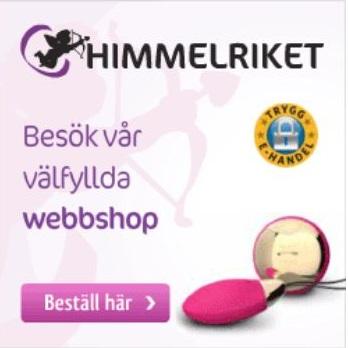 Köp sexleksaker hos Himmelriket.