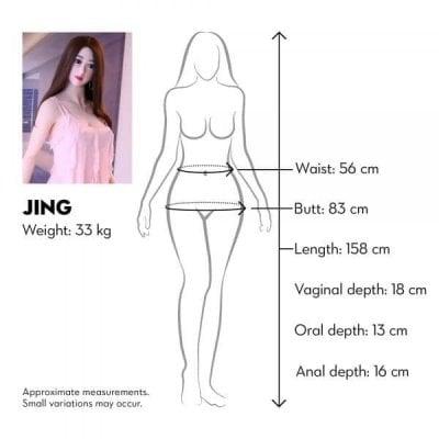 Sexdockan Jing
