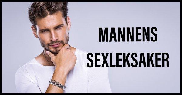 TIPS - Bästa sexleksakerna för män.