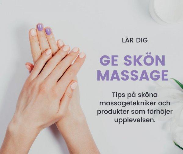 Massagetips