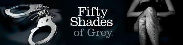 Sexleksaker från Fifty Shades - för ett spännande sexliv!