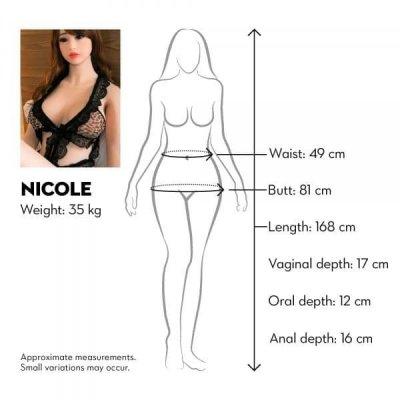 Sexdockan Nicole