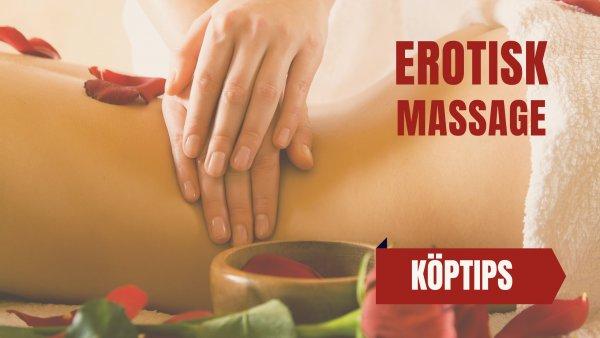 Erotisk massage.
