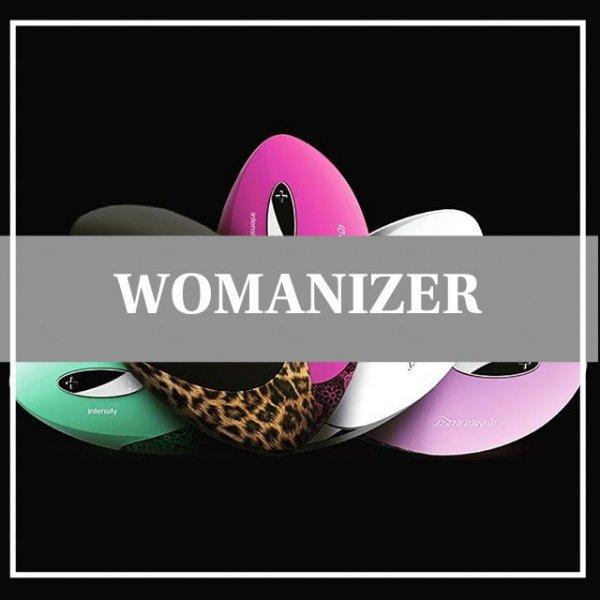 Lufttrycksvibrator Womanizer.