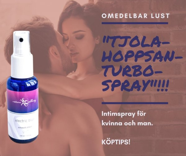Intimate spray till billigt pris.