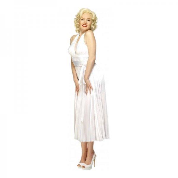 Klä ut den blivande bruden till Marilyn Monroe.