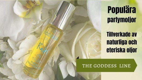 Naturlig parfymolja