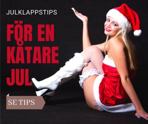 Tips för en kåtare julhelg.