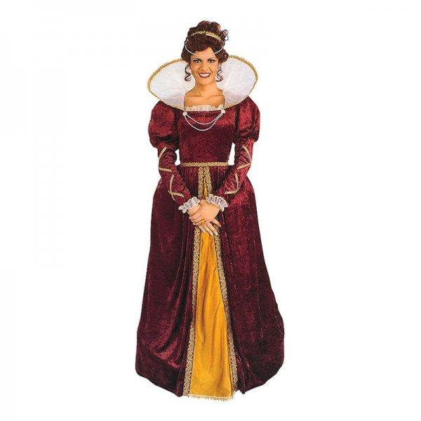 Klä ut den blivande bruden till Drottning Elizabeth