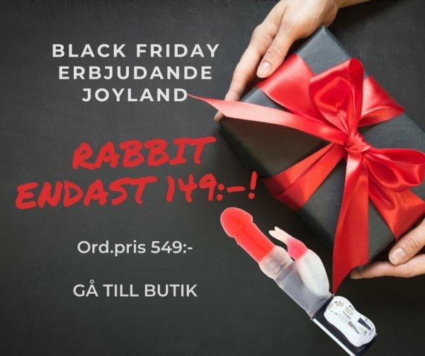 Black Friday Rabbit