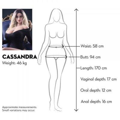 Sexdockan Cassandra