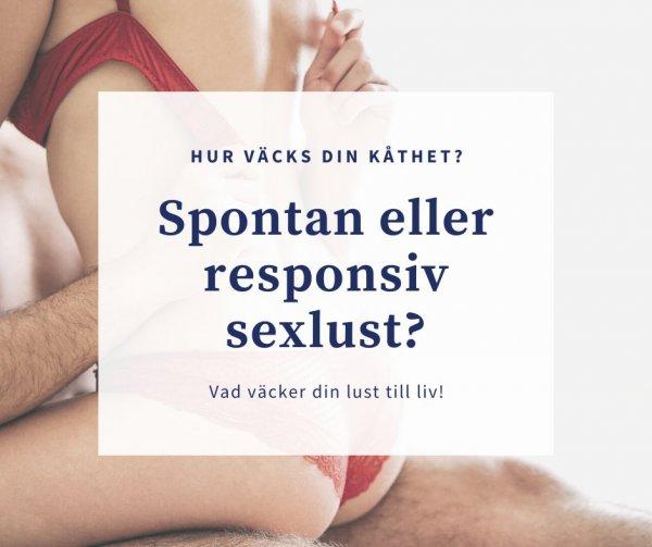 Hur väcka sexlusten?