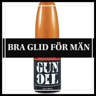 Bra glidmedel för män.