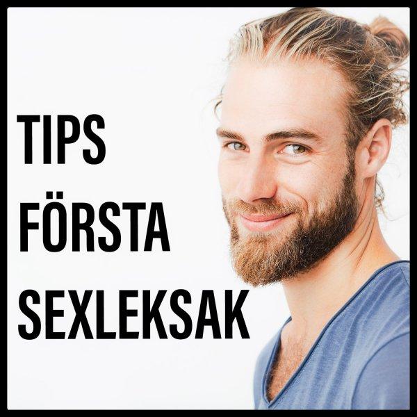 Tips sexleksaker för nybörjare.