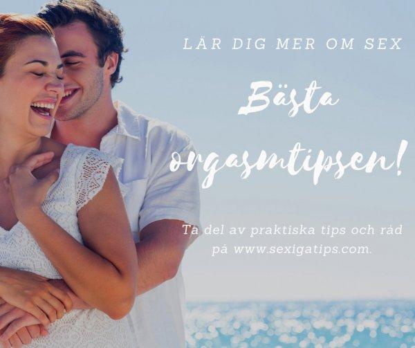 Orgasmtips för kvinnor och män