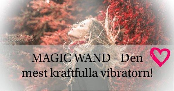 Köp en Magic Sand om du vill ha kraftfulla vibrationer.