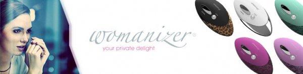 Womanizer - klitorisvibrator i världsklass!