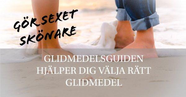 Glidmedelsguiden - Få tips på bra glidmedel till bästa och billigast pris.