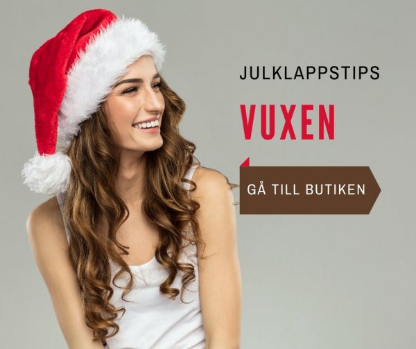 Julkampanjer hos Vuxen.