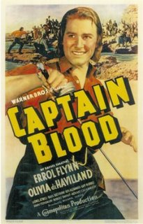 Captain Blood - a doctor turned pirate