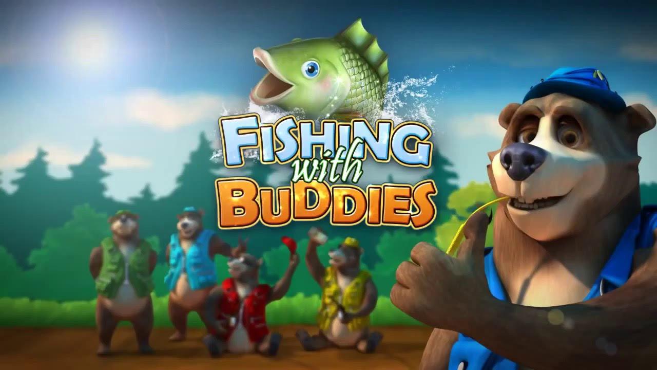 Fishing with Buddies