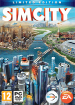 SimCity Limited Edition box