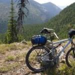 På cykelresa