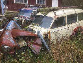 Att skrota bilen efter 11 år är bara fantasier
