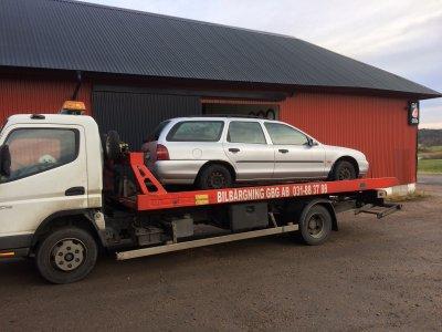 Skrota bilen Göteborg