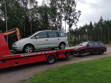Skrota bilen Göteborg ersättning