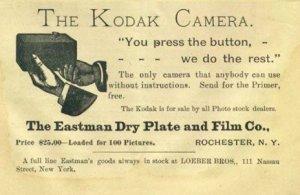 Kodak nära konkurs.. januari 2012
