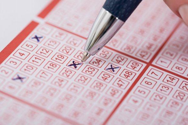 Spela på lotterier