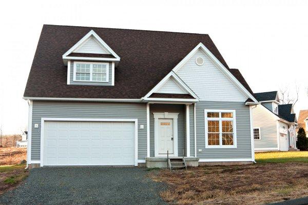 bygga eget hus med garage