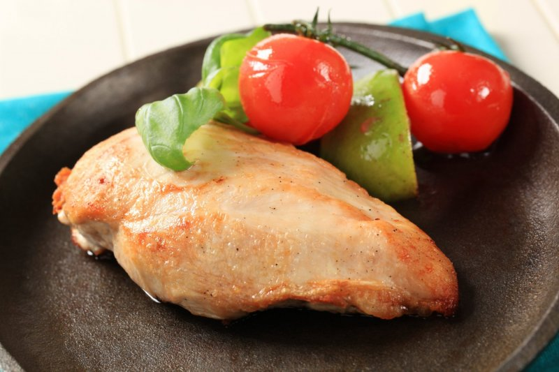 hur mycket protein i kycklingfile