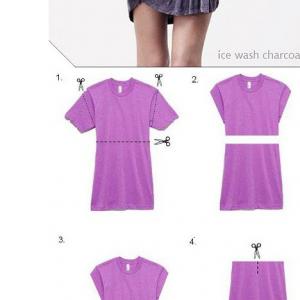 DIY: Praktisk kjole