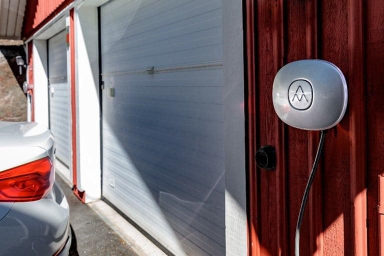 Laxxbox till solceller i Norrtälje.