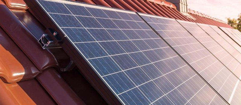 Vi hjälper er installera solceller i Skellefteå.