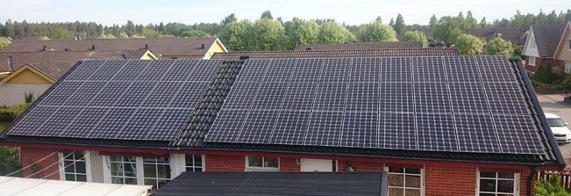 Hos oss kan du köpa solceller i Örebro.