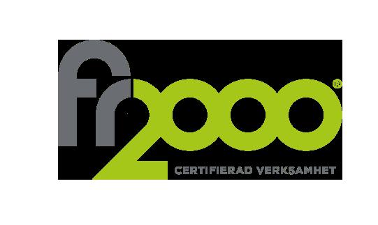 Vi är en certifierad verksamhet för FR2000 och kan installera solceller för BRF.