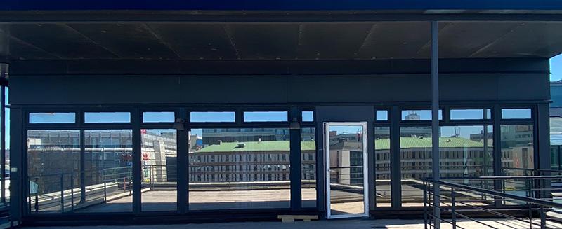 Experter på solfilm i Göteborg på offentliga byggnader och företag.