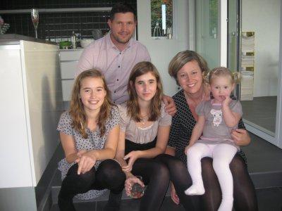 Hela familjen Eriksson