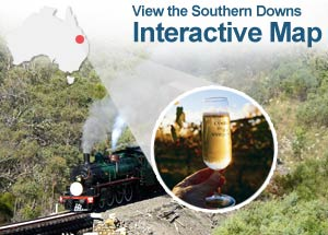 View the Southern Downs Interactive Map