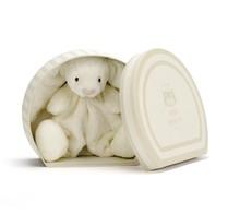 Jellycat Bashful Cream Bunny Boubou kanin