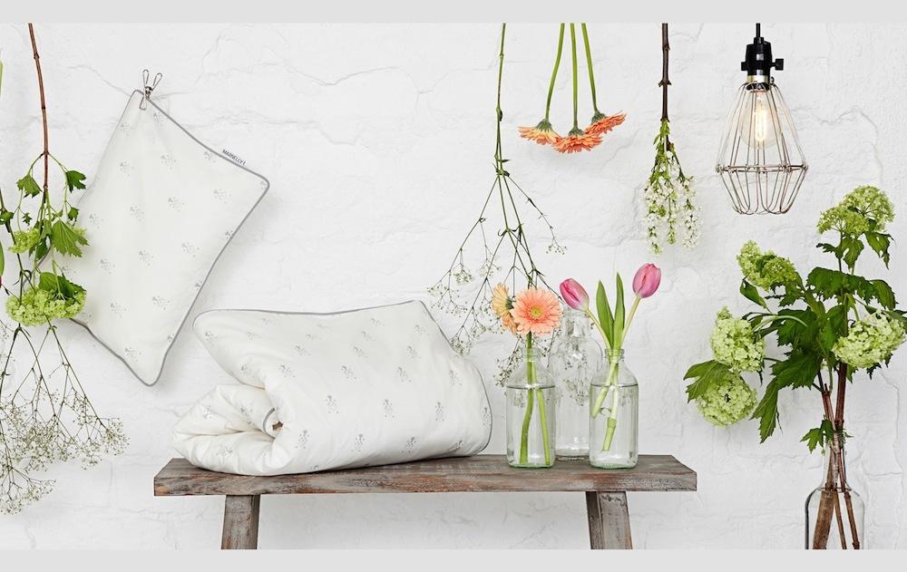 Marnelly ekologiska sängkläder för barn - sovgott