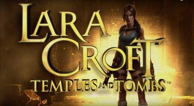 Lara croft temples and toms slot