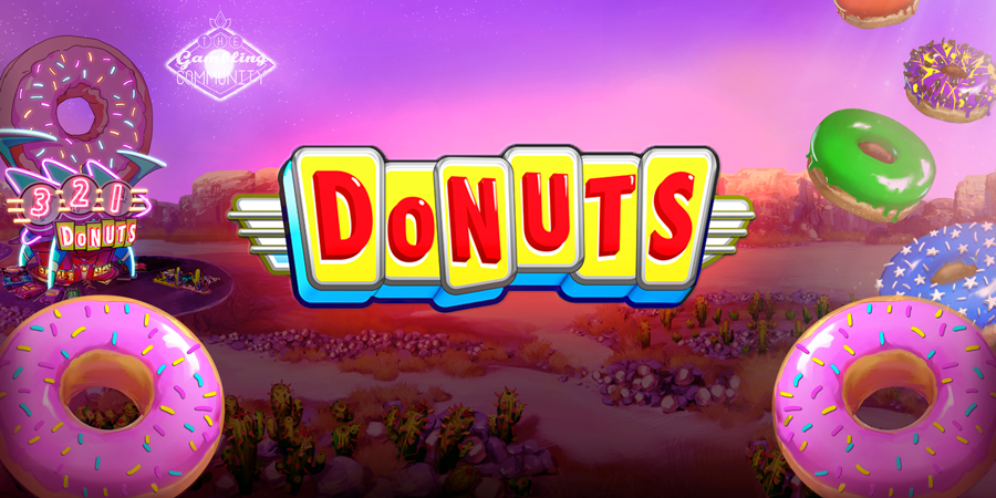 Donuts online casino spil